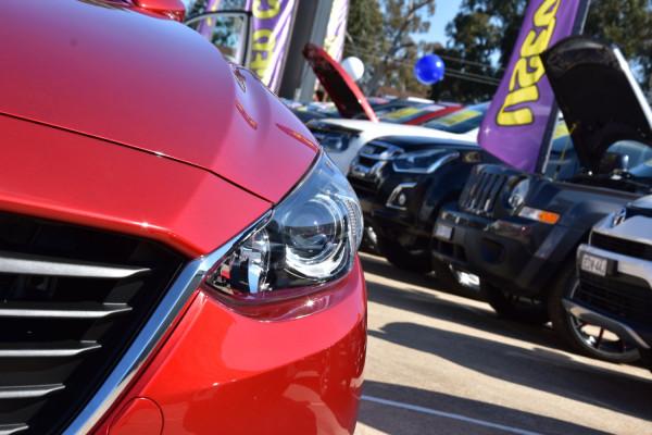 2016 Mazda 3 BM Series SP25 Sedan Sedan