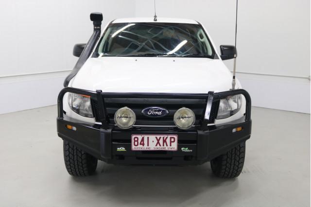 2014 Ford Ranger PX XL Utility Image 2