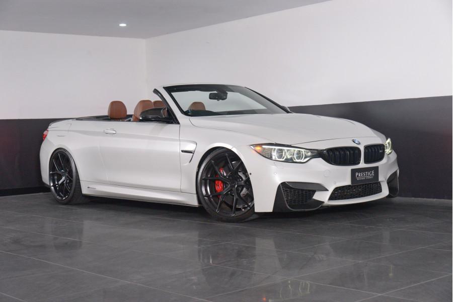 2015 BMW M4 Bmw M4  Auto M4 Convertible