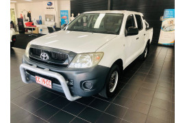 2009 Toyota HiLux TGN16R  Workmate Utility Image 3