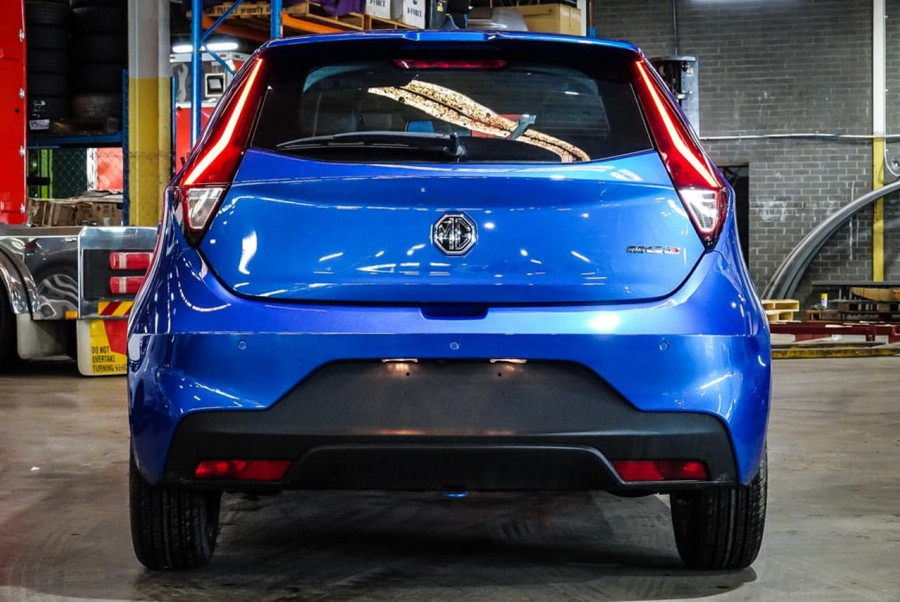 2021 MG MG3 SZP1 Excite Hatchback