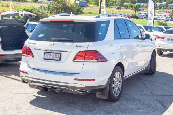 2017 Mercedes-Benz GLE350d 4Matic 166 MY17 Wagon Image 2