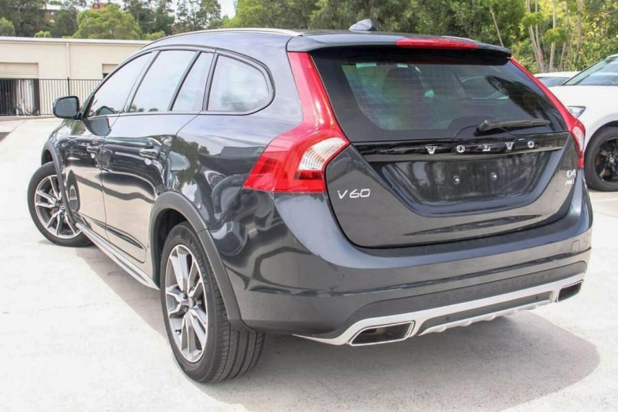 2016 Volvo V60 F MY16 D4 Luxury Cross Country Wagon