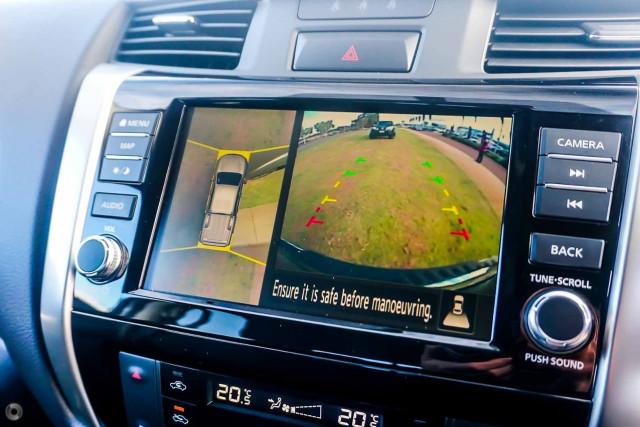 2019 Nissan Navara D23 Series 4 ST-X 4x4 Dual Cab Pickup Utility Image 2