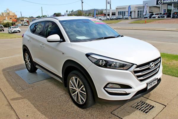 2017 MY18 Hyundai Tucson TL2 Active X Suv