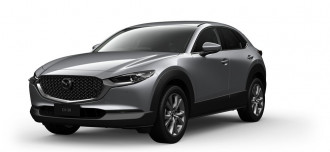 2020 Mazda CX-30 DM Series G25 Touring Wagon image 2