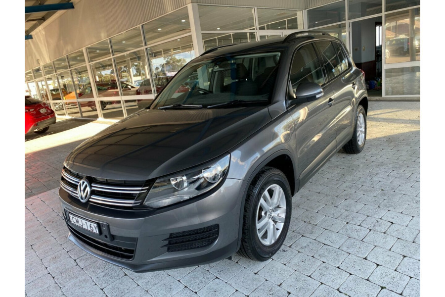 2013 MY13.5 Volkswagen Tiguan 5N  118TSI Wagon Man 6sp 2WD 118TSI Suv