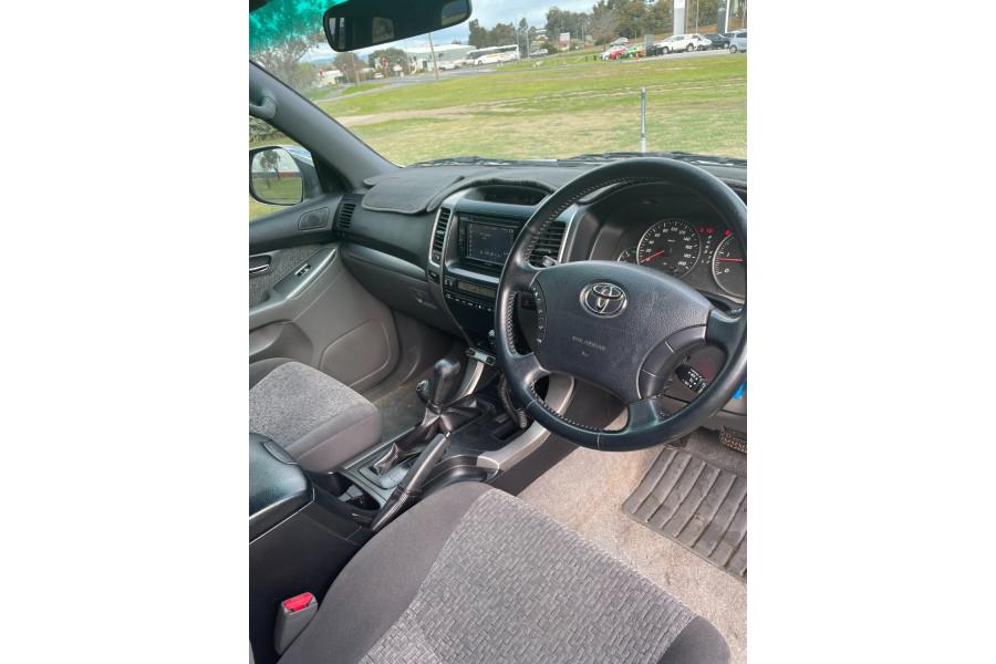 2009 MY10 Toyota Landcruiser Prado KDJ120R GXL Suv