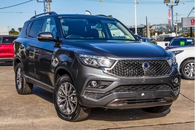 2020 SsangYong Rexton Y400 MY20 ELX Suv