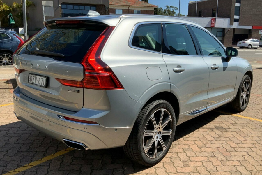2018 Volvo XC60 UZ D4 Inscription (AWD) Suv Mobile Image 4