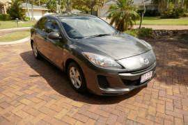 Mazda 3 Sedan BL