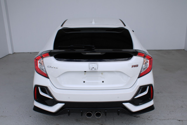 2020 Honda Civic 10th Gen RS Hatch Image 5
