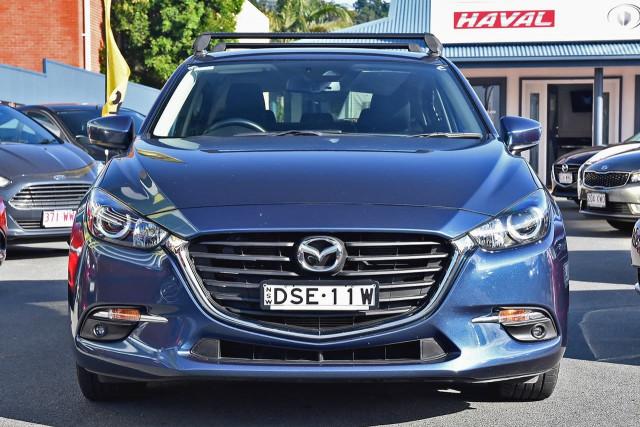 2017 Mazda 3 BN Series SP25 Hatchback Image 3