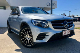 Mercedes-Benz GLC250 9G-Tronic 4MATIC X253