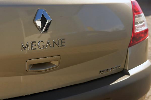 2006 Renault Megane II L84 Expression Sedan
