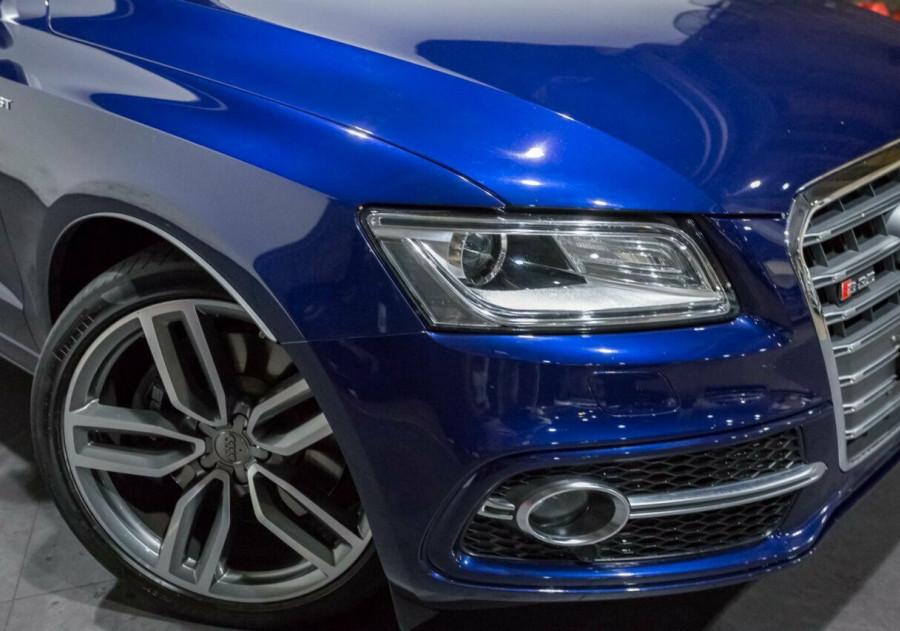 2014 Audi SQ5 8R MY14 TDI Tiptronic Quattro Suv