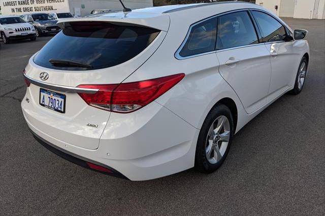 2013 MY12 Hyundai I40 ACTIVE Wagon Image 5