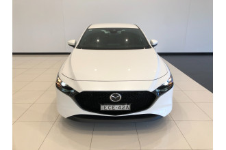2019 Mazda 300n6h5g25e MAZDA3 N 1 Hatch Image 3