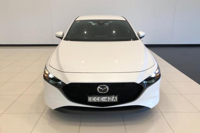 2019 Mazda 300n6h5g25e MAZDA3 N 1 Hatchback Image 3