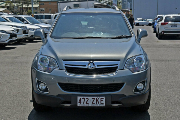 2012 Holden Captiva CG Series II 5 AWD Suv Image 2