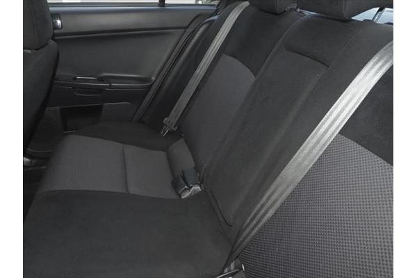 2017 Mitsubishi Lancer CF MY17 Black Edition Sedan Image 4