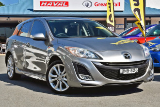 Mazda 3 SP25 BL Series 1