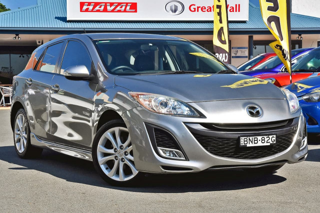 2009 Mazda 3 BL Series 1 SP25 Hatchback