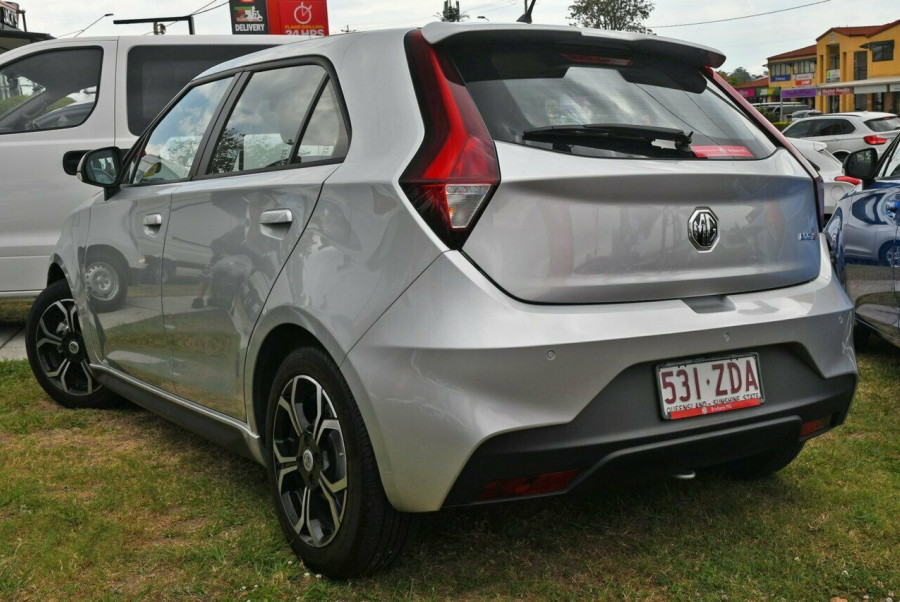 2019 MY18 MG MG3 SZP1 Excite Hatchback