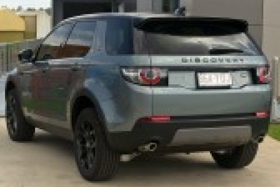 2018 MY19 Land Rover Discovery Sport L550 19MY SD4 Suv Image 4