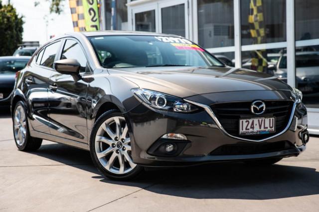 2015 Mazda 3 BM5438 SP25 Hatchback
