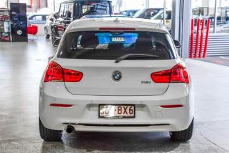 2018 BMW 1 Series F20 LCI-2 118i Sport Line Hatchback Image 5
