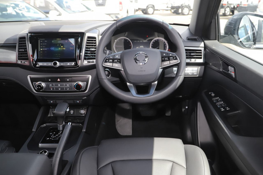 2020 MY20.5 SsangYong Musso Q200 Ultimate Utility Image 11