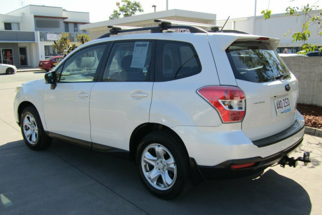 2013 MY14 Subaru Forester S4 MY14 2.5i Lineartronic AWD Suv Image 4