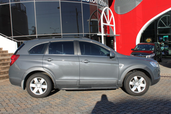 2010 Holden Captiva CG MY10 CX Suv Image 2