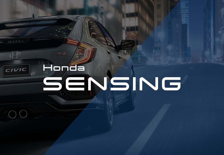 Civic Hatch Honda Sensing