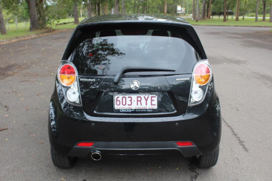 2011 Holden Barina Spark MJ  CD Hatchback Image 7