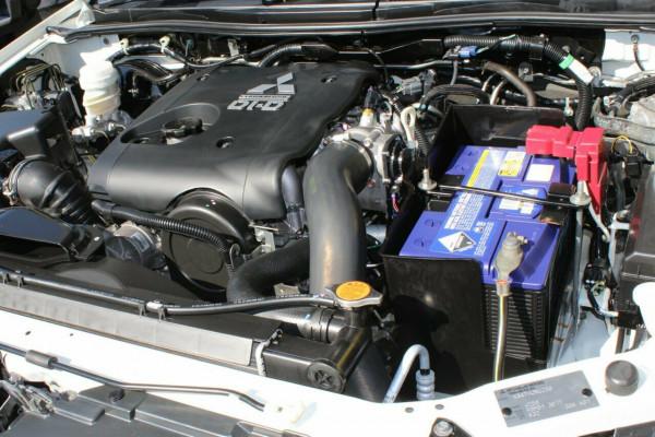 2012 Mitsubishi Triton MN MY12 GLX Double Cab Utility