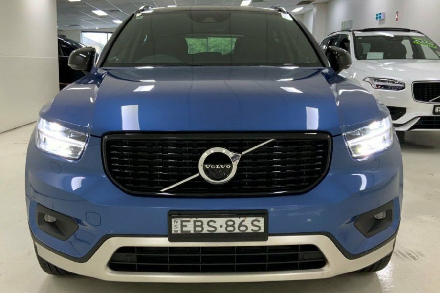 2019 Volvo XC40 536 MY19 T5 R-Design (AWD) Wagon