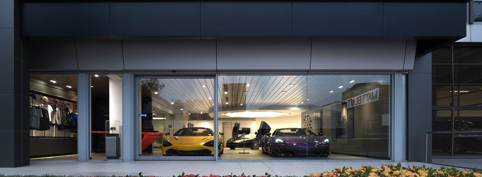McLaren Sydney