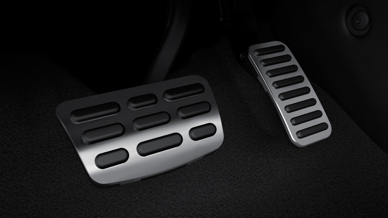 """<img src=""""Sports pedals auto (set of 2)."""