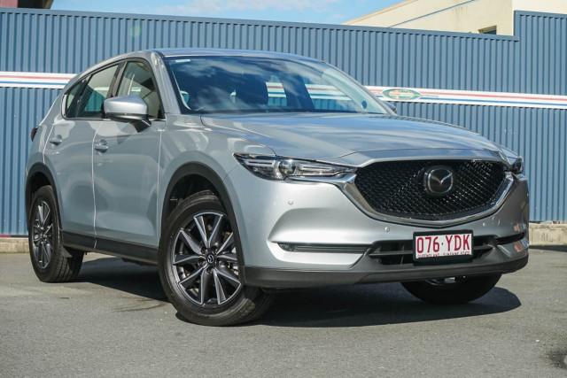 2018 Mazda Cx-5 KF Series Akera Suv
