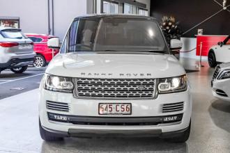2015 Land Rover Range Rover L405 MY15.5 SDV6 Hybrid Vogue SE Suv Image 4
