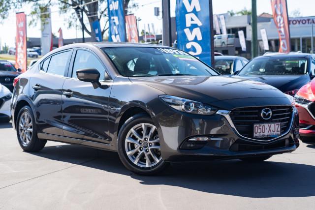 2017 Mazda 3 BN5278 Maxx Sedan