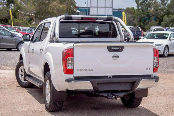 2019 MY20 Nissan Navara D23 Series 4 MY20 ST (4x2) Dual cab pick-up