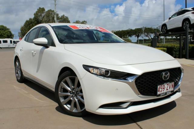 2019 Mazda 3 BP2S7A G20 SKYACTIV-Drive Evolve Sedan