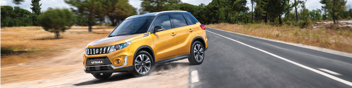 SUZUKI VITARA | NEW STOCK HAS ARRIVED