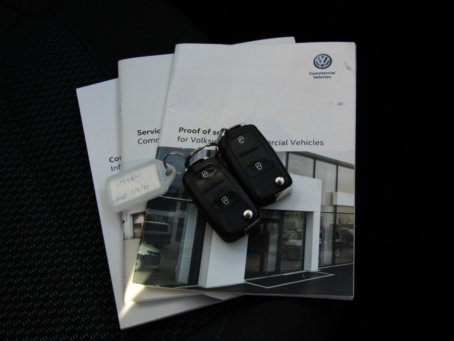 2018 Volkswagen Amarok 2H  TDI550 Sportline Dual cab Image 24