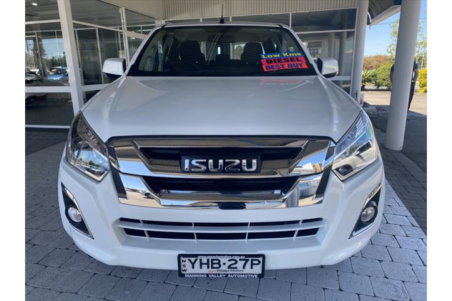 2017 Isuzu Ute D-MAX LS-M Utility - dual cab