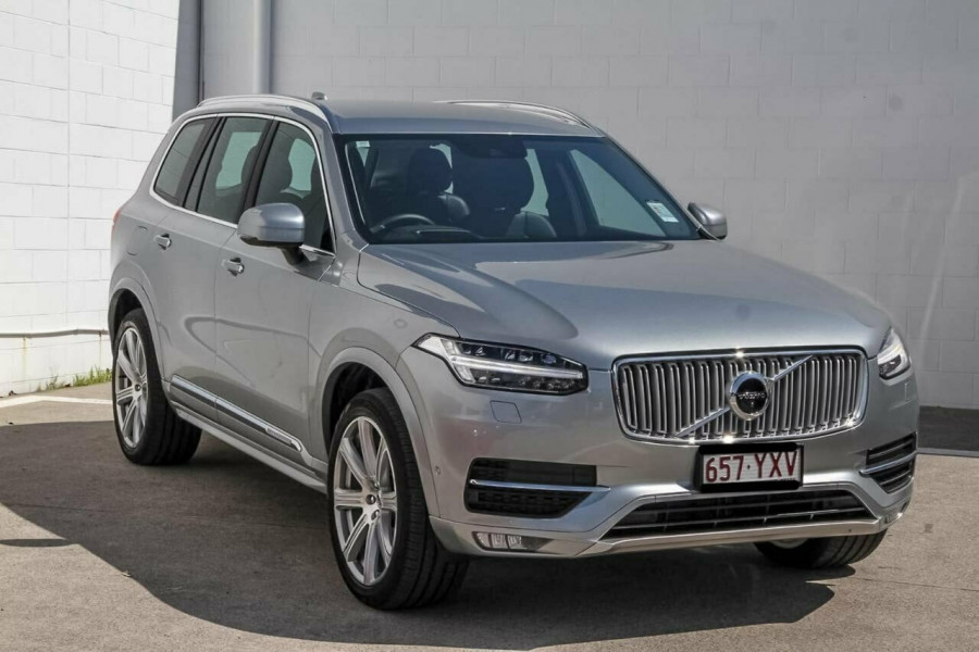 2018 MY19 Volvo XC90 L Series D5 Inscription Wagon