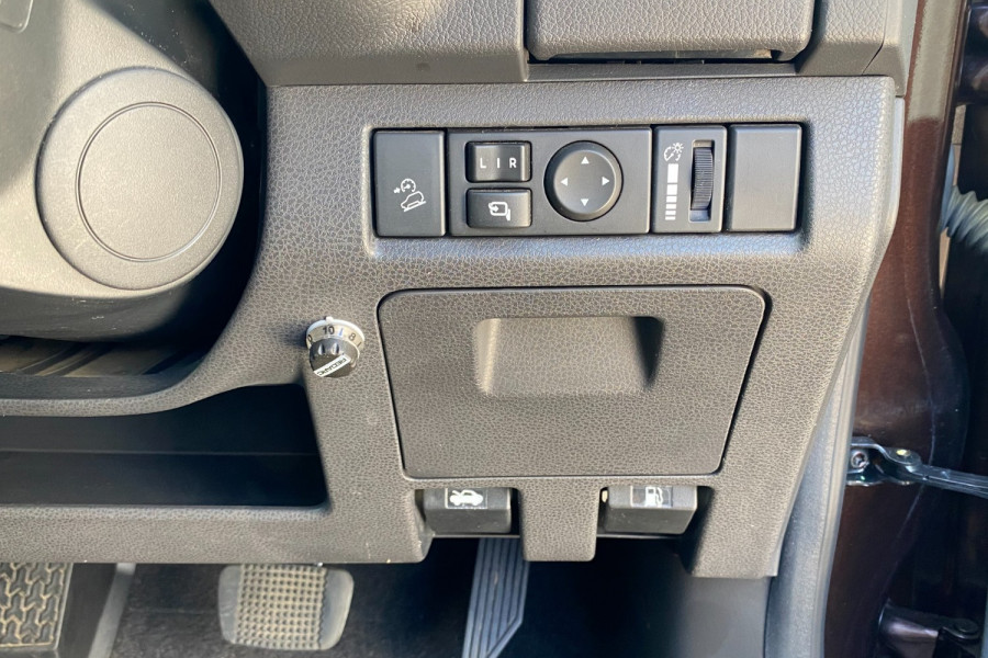 2017 MY16.5 Isuzu Ute MU-X LS-T Wagon